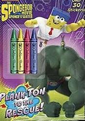 Plank-Ton to the Rescue!
