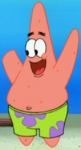 Patrick with One Hand