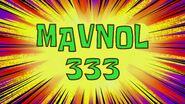 Mavnol333 title card by Egor
