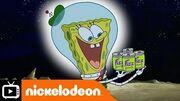 SpongeBob SquarePants Brains For Christmas Nickelodeon UK
