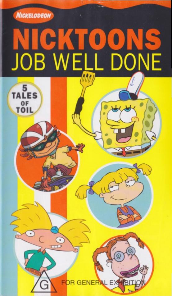 Nicktoons: Job Well Done