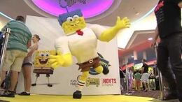 The SpongeBob Movie Sponge Out of Water - Day of Positivity