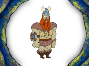 Viking-Sized Adventures Character Art 32