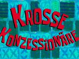 Krosse Konzessionäre (Episode)