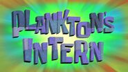 Plankton's Intern(1)