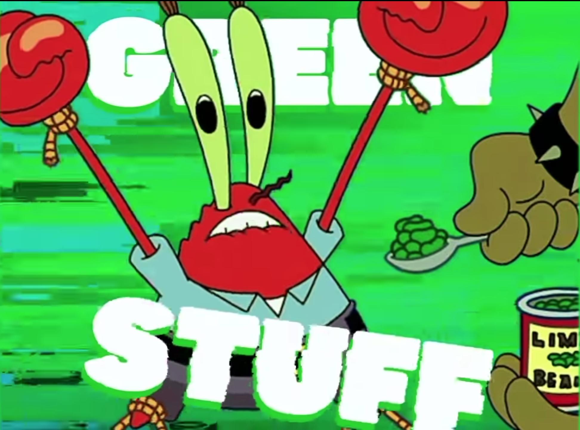 Green Stuff Rap