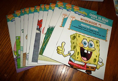 Learn To Read With SpongeBob