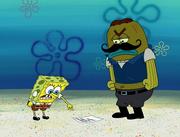 SpongeBob Meets the Strangler 086