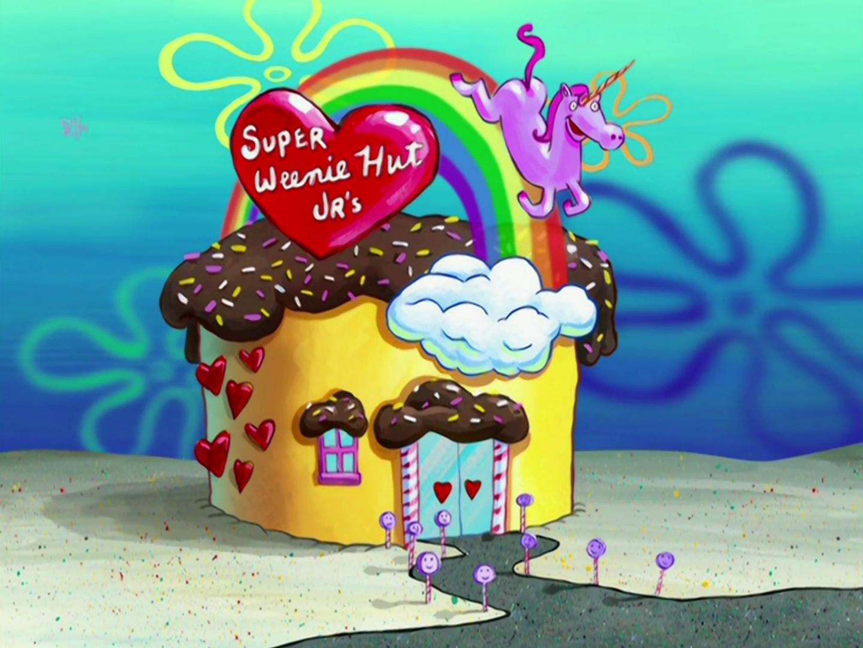 Super Weenie Hut Jr's (New design)