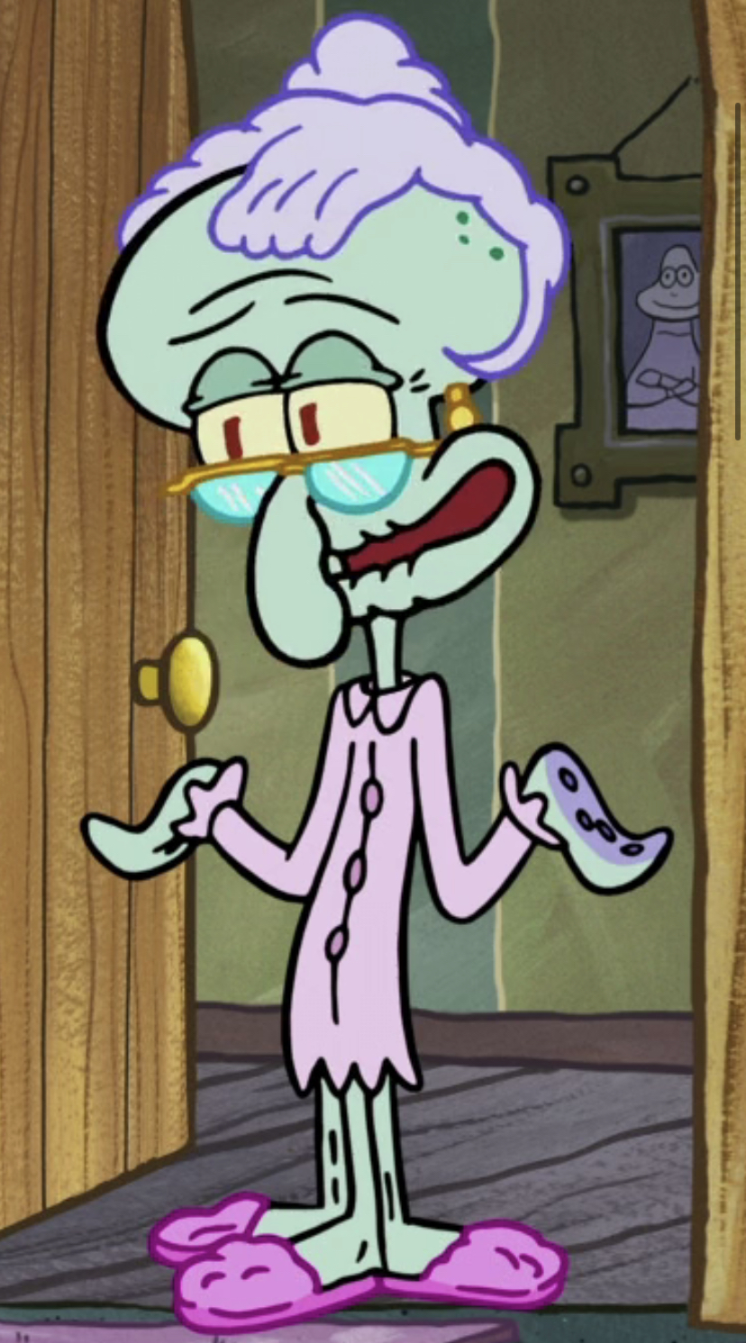 Mrs. Tentacles