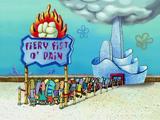 Fiery Fist O' Pain