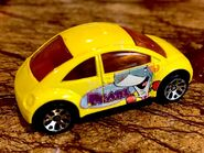 SpongeBob-Matchbox-Pearl-car