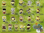 2005 Burger King toys poster