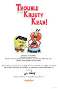 Trouble at the Krusty Krab 1