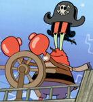 Pirate Krabs Ver. 3