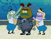 SpongeBob Meets the Strangler 031