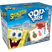 Kellogg's Pop Tarts spongebob
