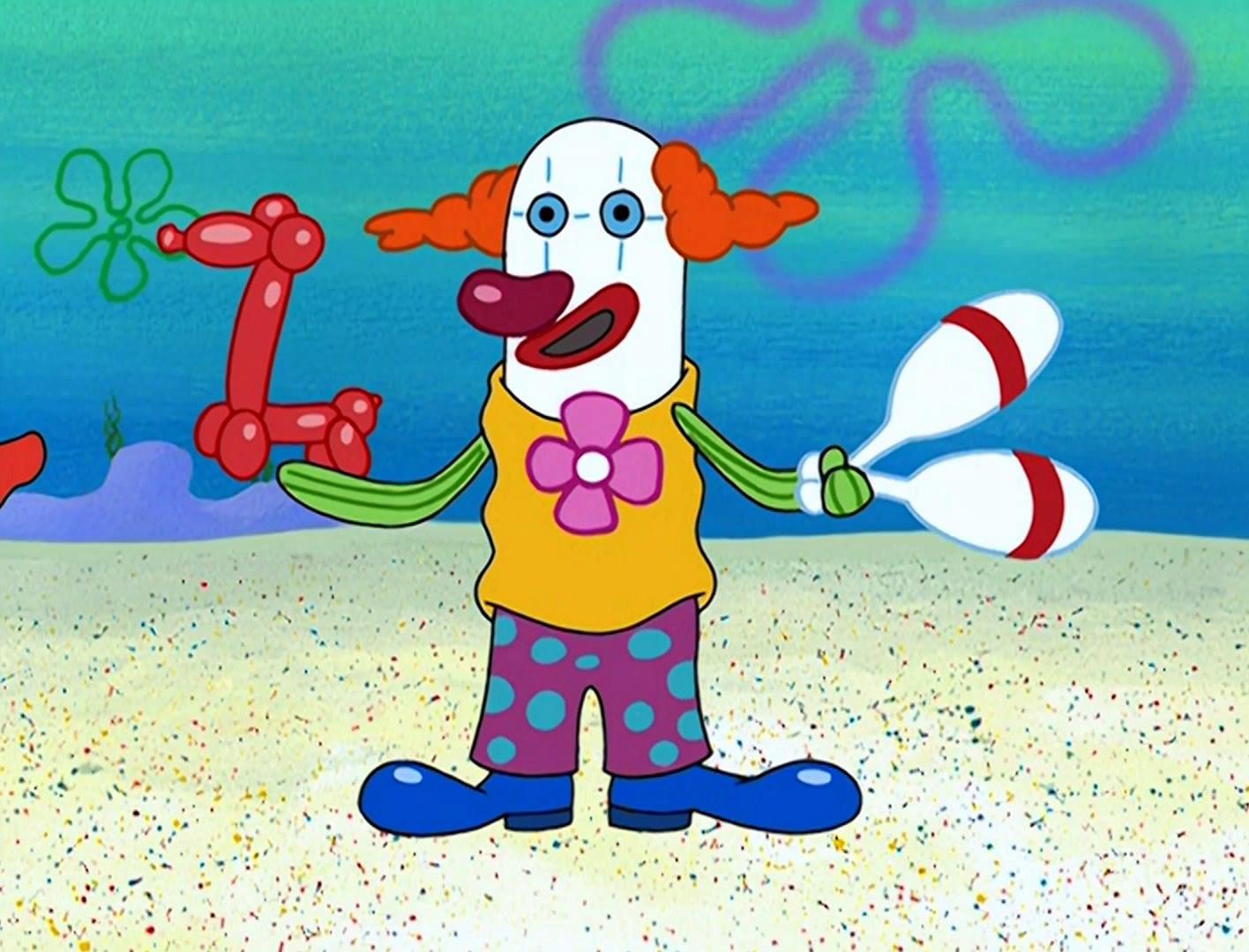Clown/gallery