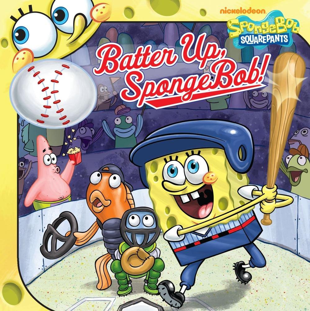 Batter Up, SpongeBob!