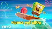 "Tainy, J Balvin - Agua (Music From ""Sponge On The Run"" Movie Official Lyrics)"