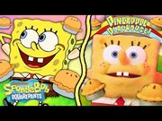 Dying For Pie IRL with Puppets! 🥧 - SpongeBob