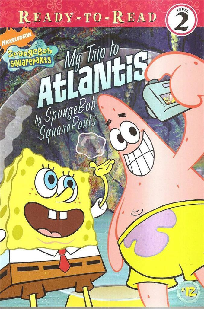 My Trip to Atlantis - by SpongeBob SquarePants