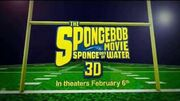 """The SpongeBob Movie Sponge Out of Water - Animal Planet """"Puppy Bowl"""" Promo (2015)"""