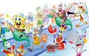 SpongeBob-and-friends-cast-characters-knights