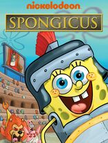 Spongicus Amazon prime video cover