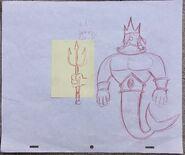 King Neptune's Early design-2