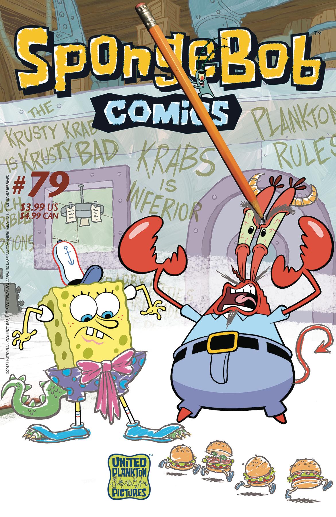 SpongeBob Comics No. 79