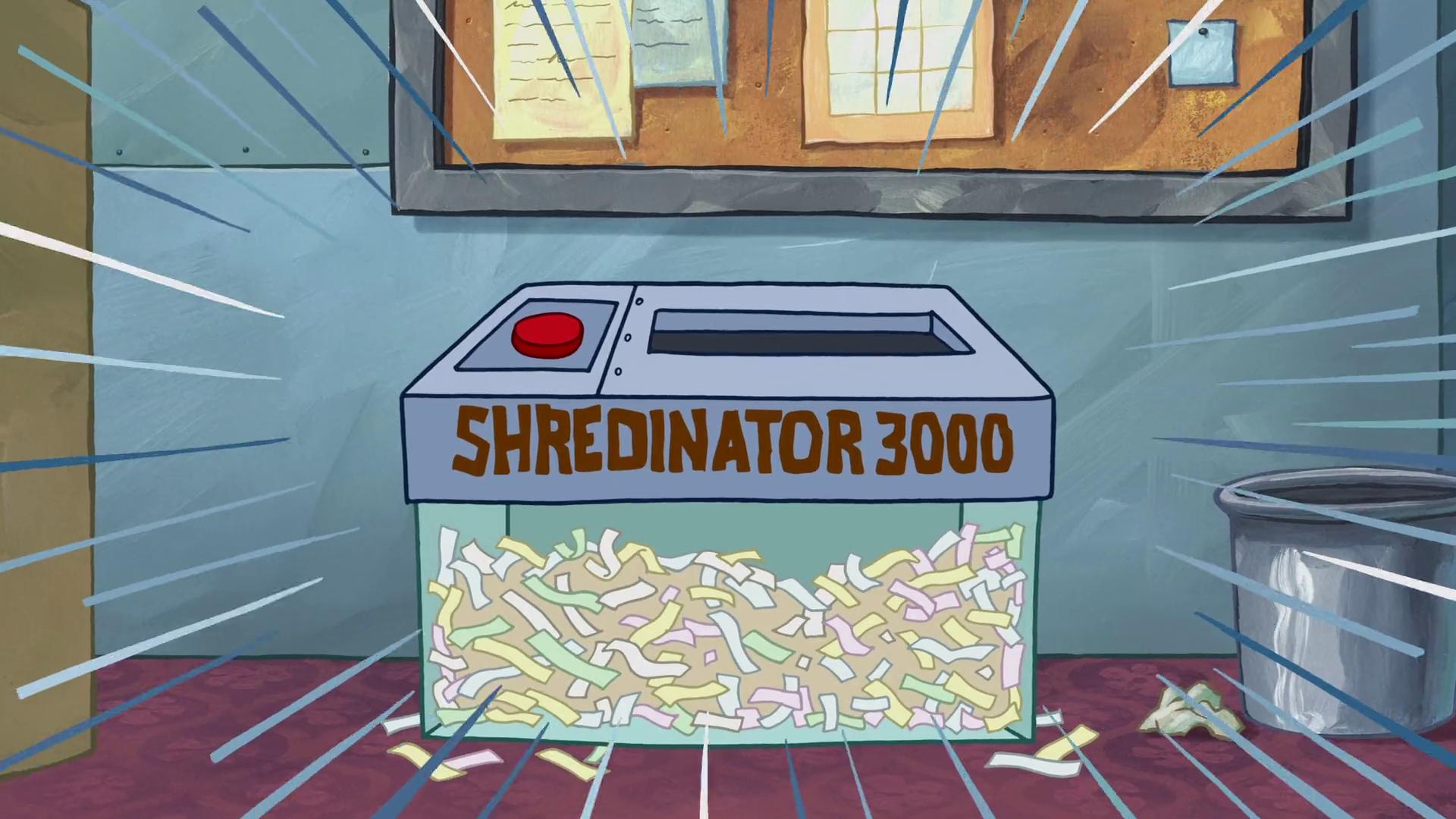 Shredinator 3000
