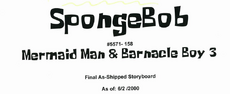 Mermaid Man and Barnacle Boy 3 final storyboard.png