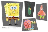 Portfolio SpongebobSurfacingpaintings2
