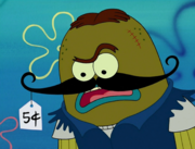 SpongeBob Meets the Strangler 081