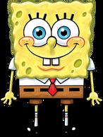 SpongeBob normal oil-painted stock art