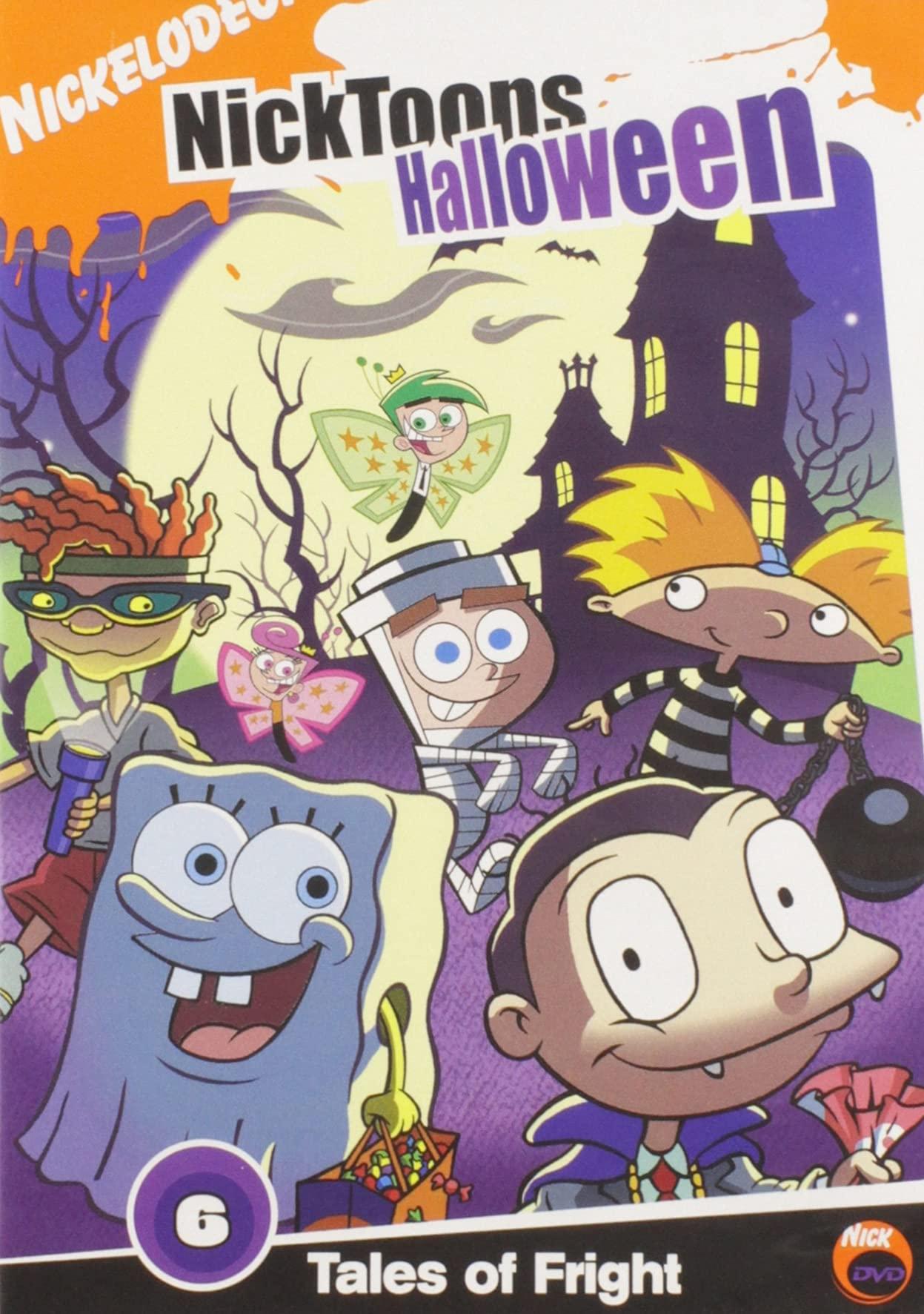 Nicktoons Halloween