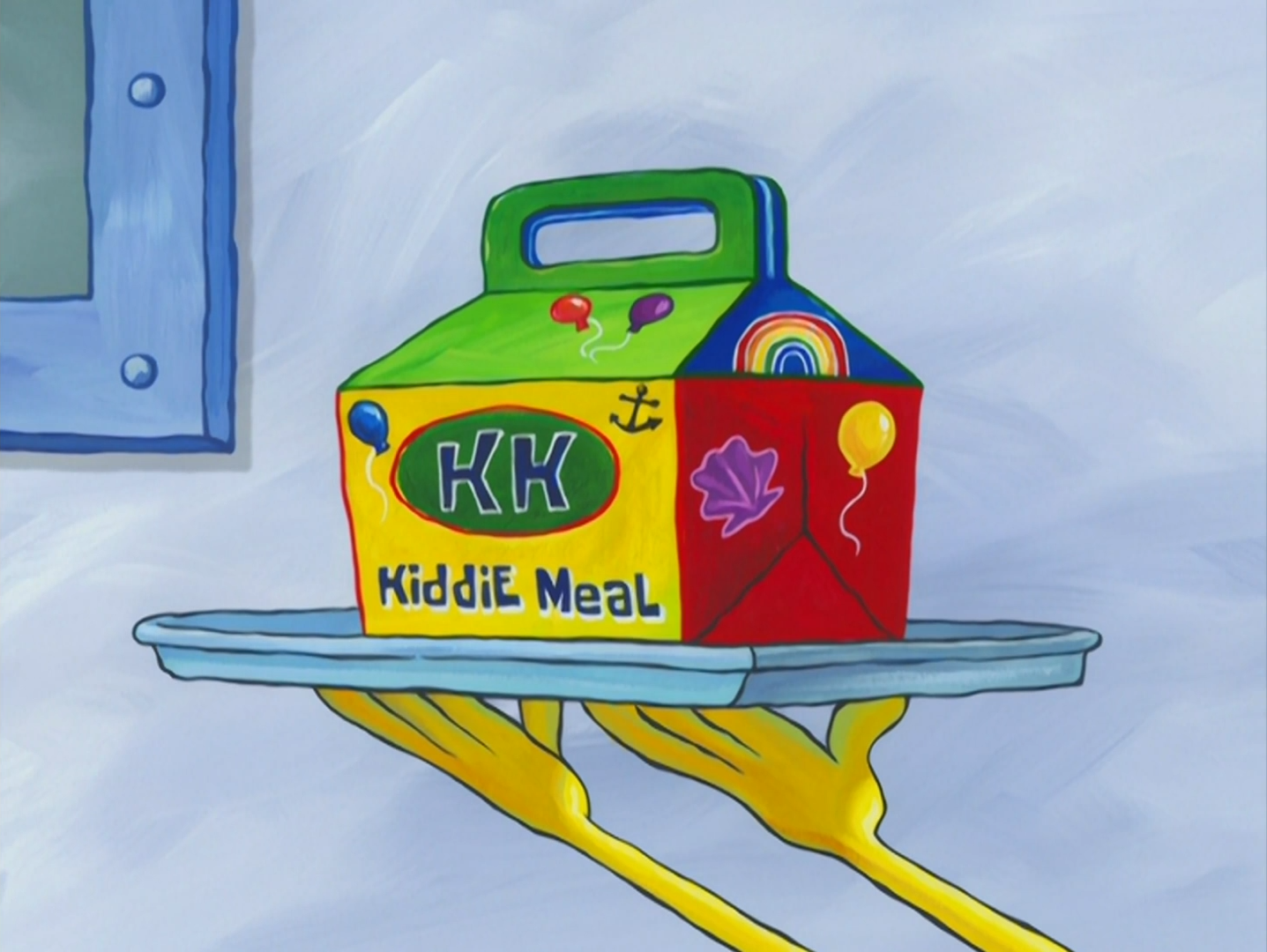 Krusty Kid's Meal