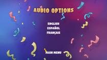 Bikini Bottom Bash DVD Audio Options