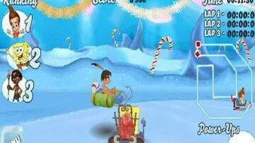 Nicktoons_Snow_Kart_Rally_Game