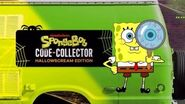 SpongeBob Code-Collector Hallowscream Edition Promo