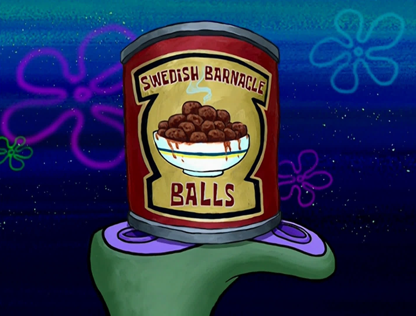 Swedish Barnacle Balls