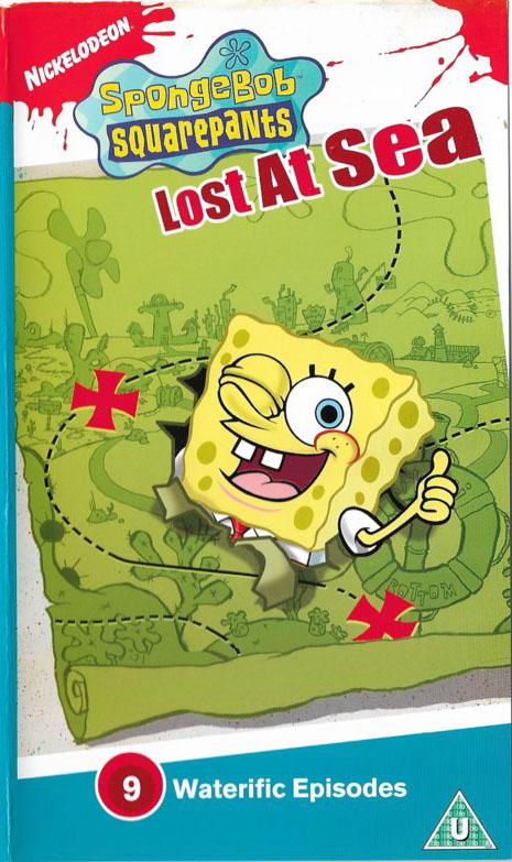 Lost at Sea (VHS)