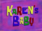 Малыш Карен