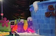 Plankton-and-Karen-wall-form-ice-sculptures