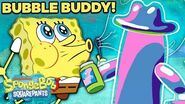 "SpongeBob Makes a ""Bubble Buddy""! 🧽💨 Full Episode in 5 MINUTES!"