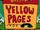 Bikini Bottom Yellow Pages
