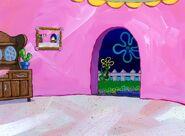 No Free Rides Mrs. Puff's house art