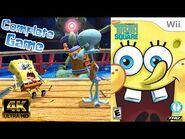 SpongeBob's Truth or Square - Longplay (100%) -4K-