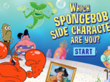 Which SpongeBob Side Character Are You?